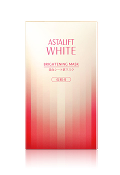 ASTALIFT WHITE  BRIGHTING MASK 美白面膜